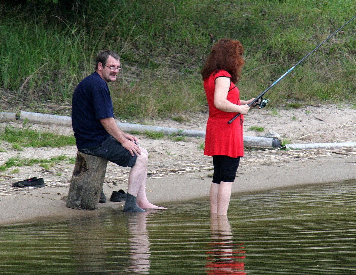 Картинки приколы на рыбалке, днем