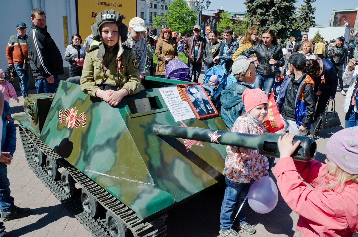 депо челябинск праздник день победы фото очень