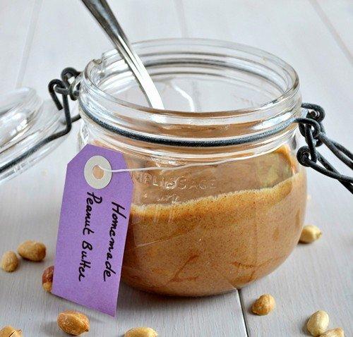 как приготовить диетическую арахисовую пасту