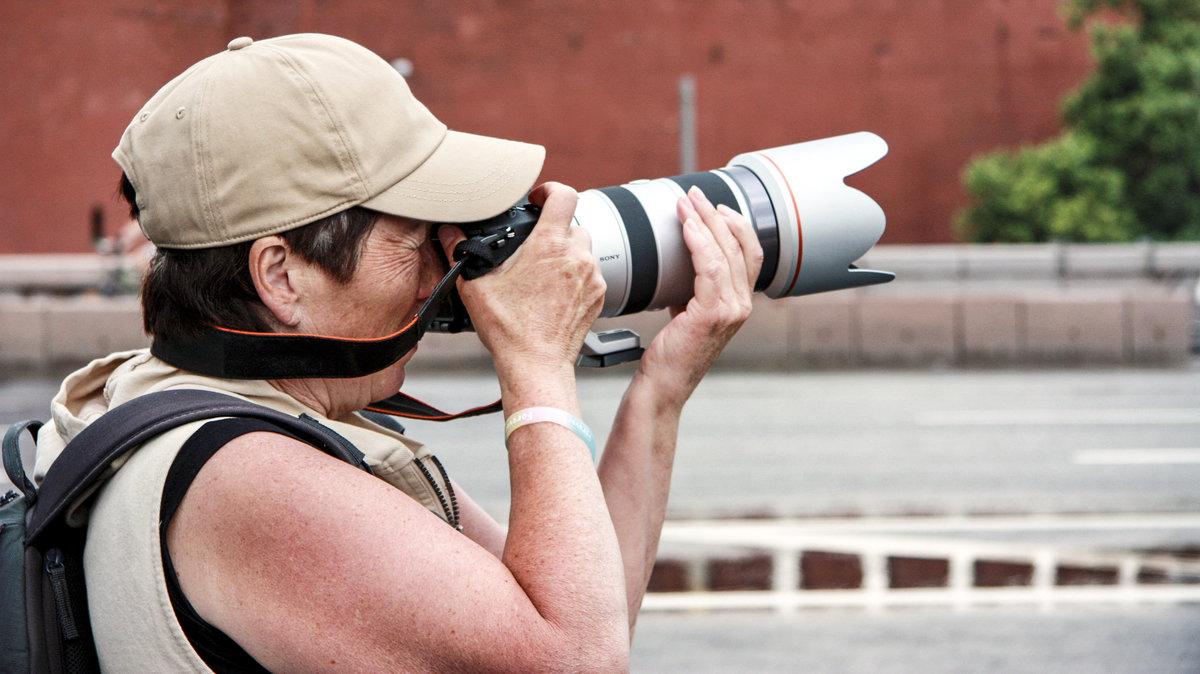 Можно ли делать фотографии на дороге восьми