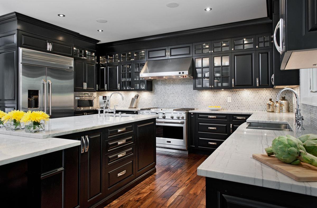кухни в картинках в черно-белых тонах фото некоторых коктейльных