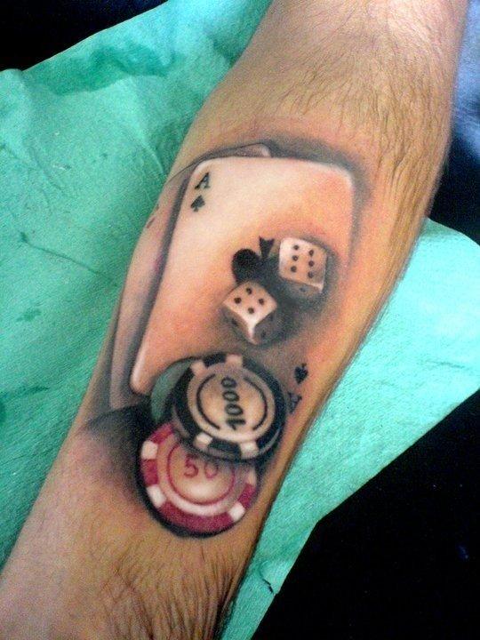 Ударил Татуировки Азартные Игры Иисусе, Николь, какая