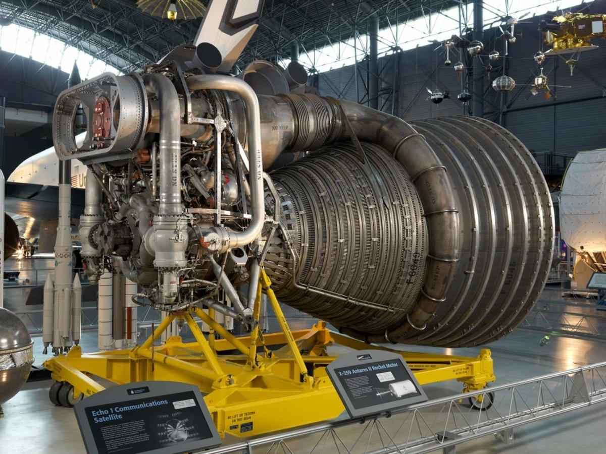 Ракетные двигатели картинка