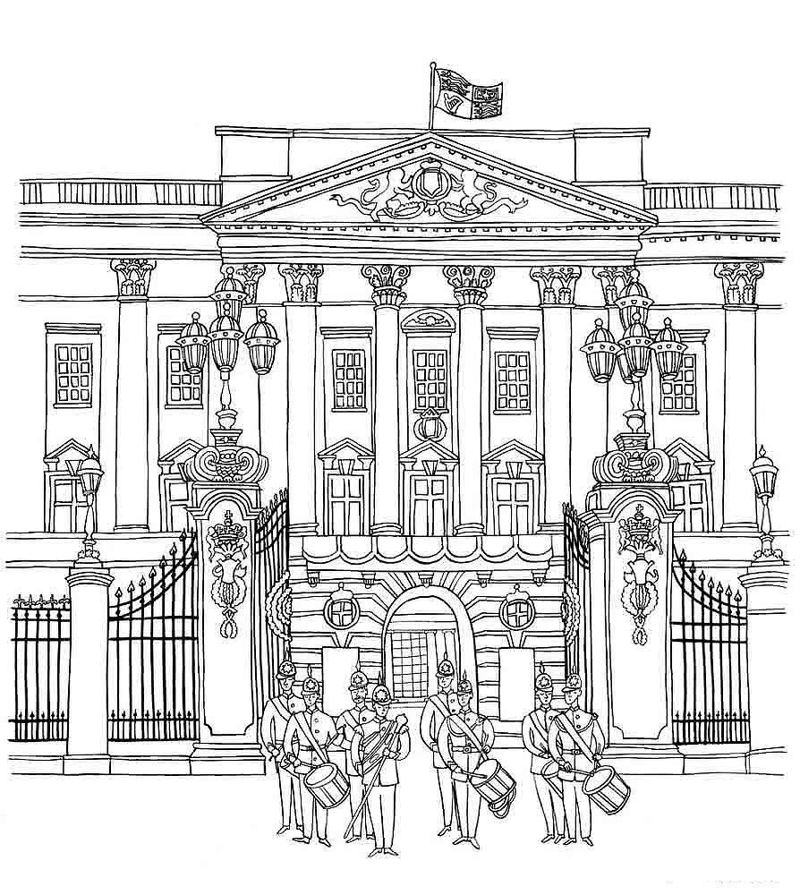 Черно белые картинки большого театра
