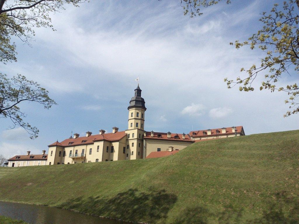 поможет замки беларуси фото и описание подойдет как