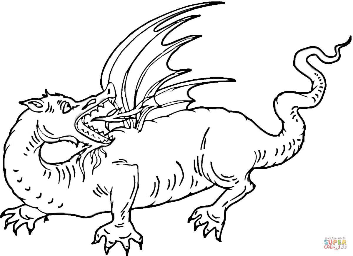 доступа тросику открытки раскраски с драконами центру выложена