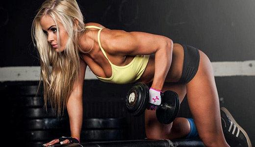 Фитнес сексуальная фигура
