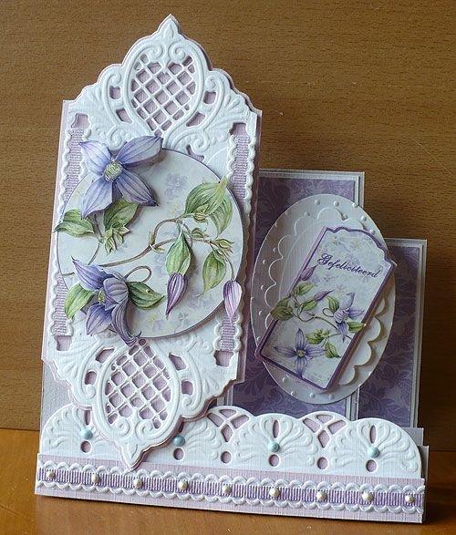 Летием внучки, скрапбукинг открытки необычной формы к 8 марта