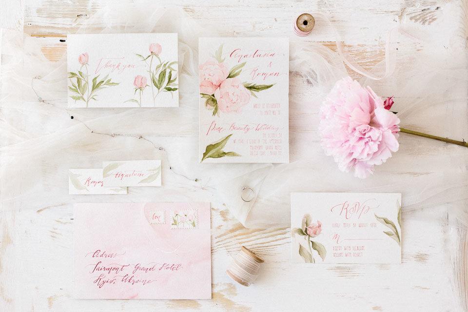 Цветы картинки на пригласительные на свадьбу