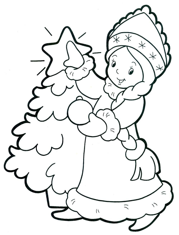 Бумаги картинки, рисунок на новый год с детьми