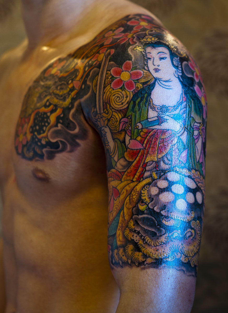 japanese tattoos irezumi meaning and history with pictures - HD872×1200