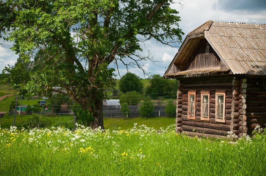 Картинки, картинки красивые про деревню