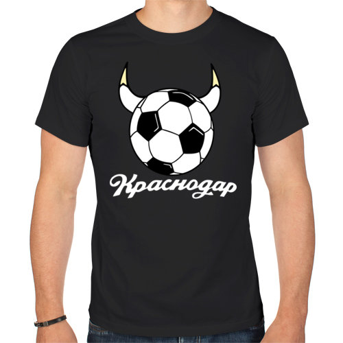 футболки с логотипом краснодар