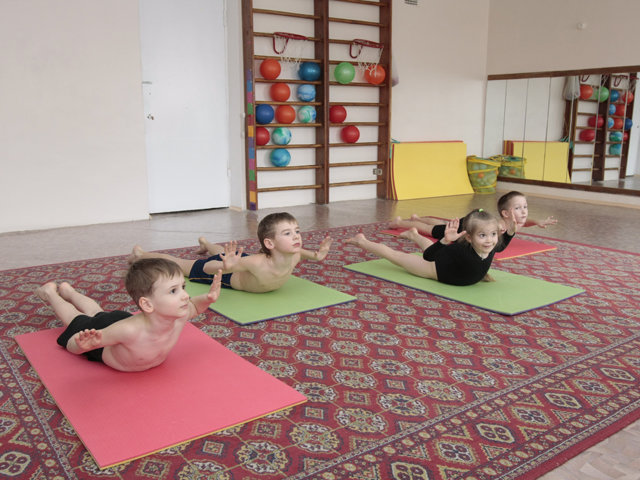обнаружили гимнастика для детей от 3 лет в молодечно декларации НДС
