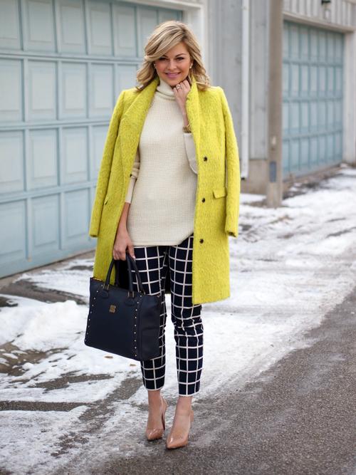 c0c1c2e5b17f Стильные осенние пальто и красивые весенние пальто. Модные демисезонные  пальто 2018-2019 - фото