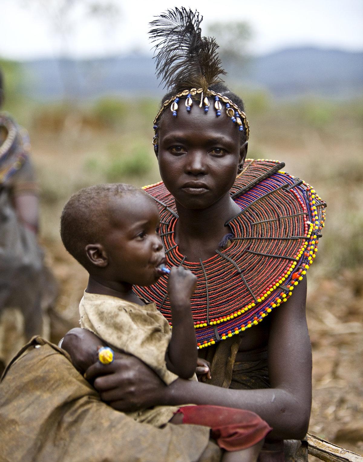 Аборигенки африки видео