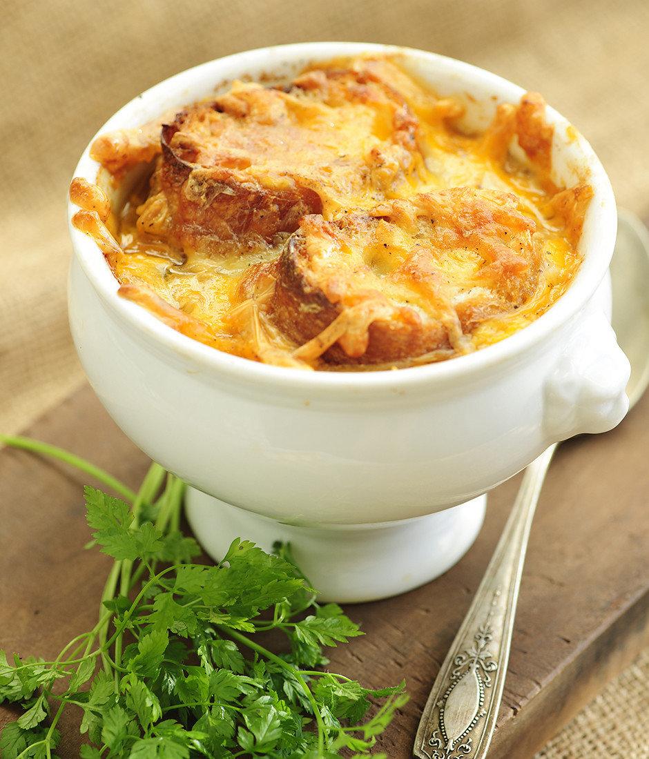 рецепты лукового супа с фото тебе