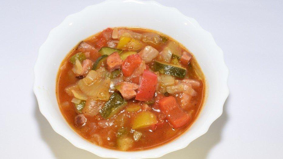 солянка мясная классическая рецепт с фото пошаговый
