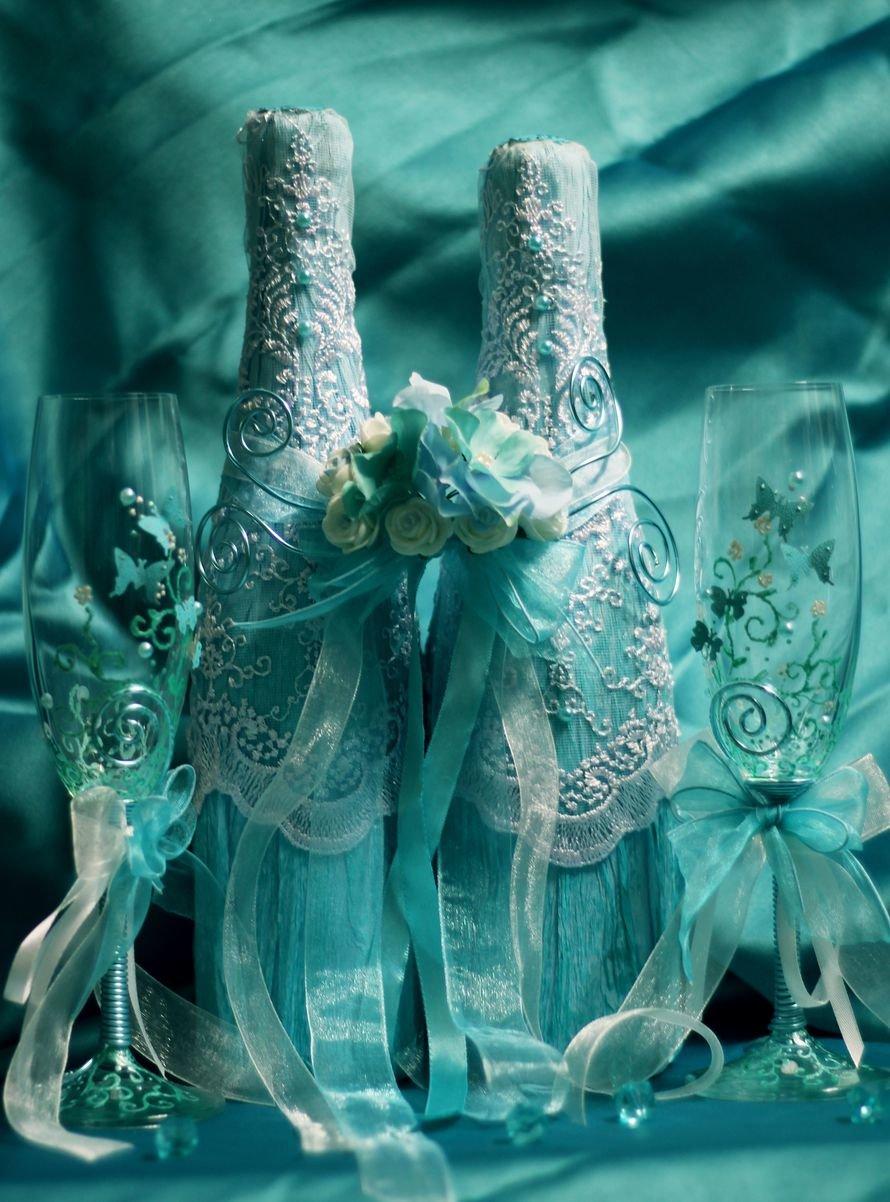 С бирюзовой свадьбой картинки красивые