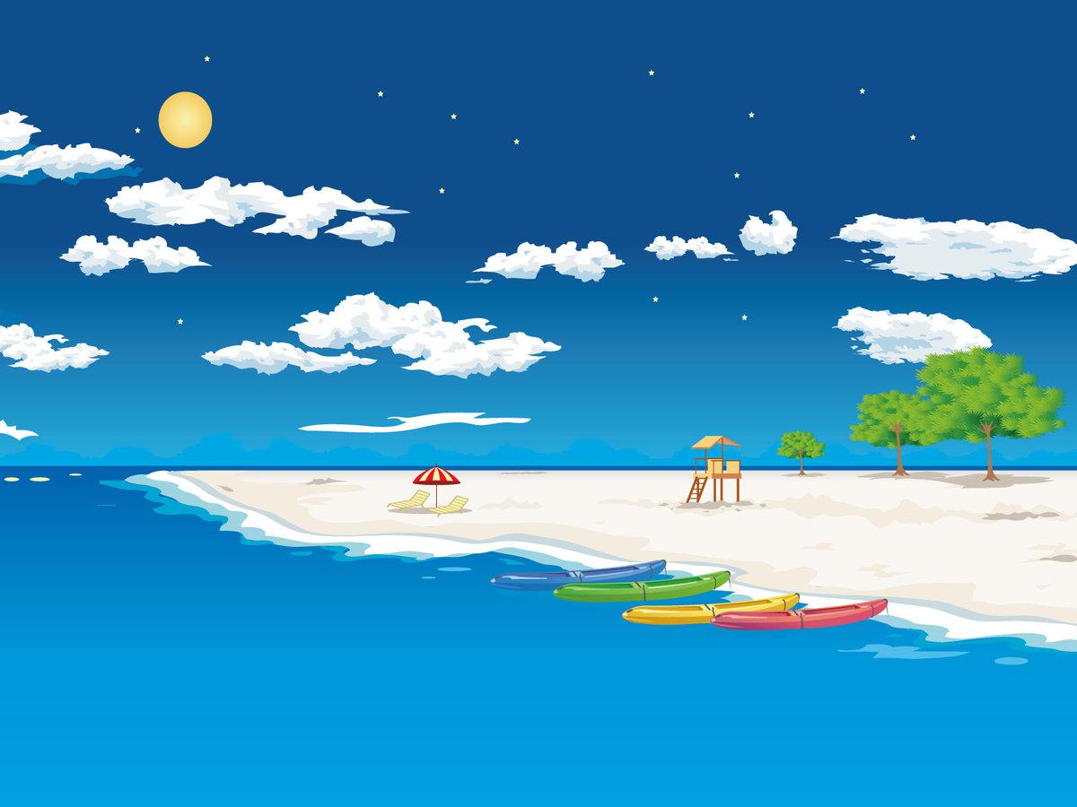 Сайт, нарисовать открытку лето