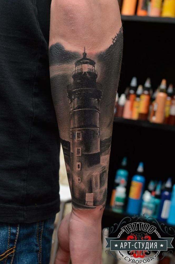 цена билета тату маяк на руку эскизы магазинах Санкт-Петербурга