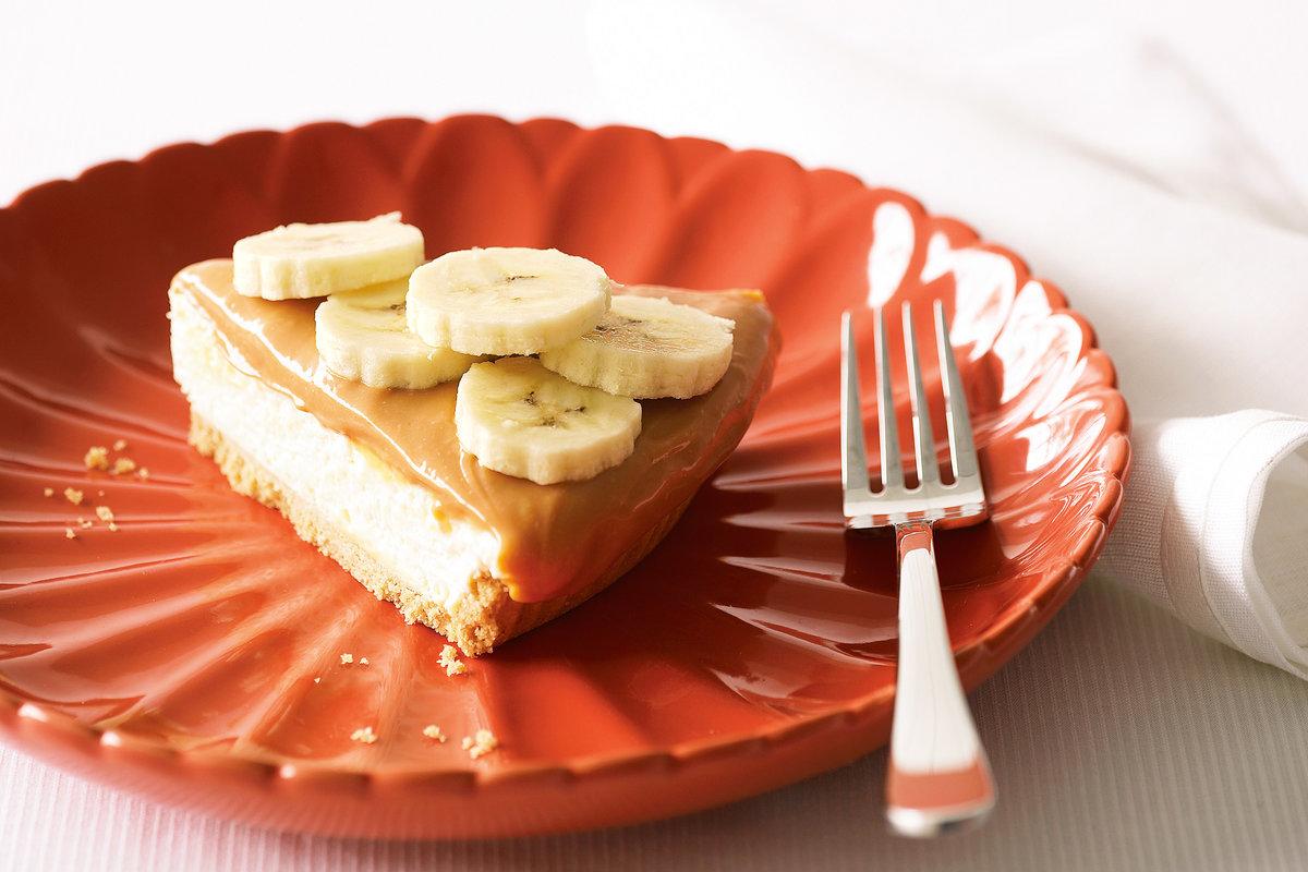 картинки с банановым чизкейков хорошей оптики приличного