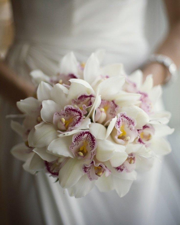 Цветов ульяновск, легкие свадебный букет из орхидей цена харьков