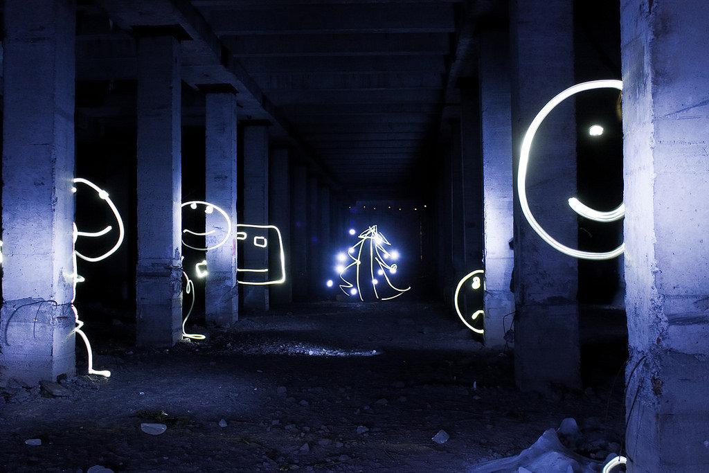которая рисование светом в фотографии таком способе интернет-покупок