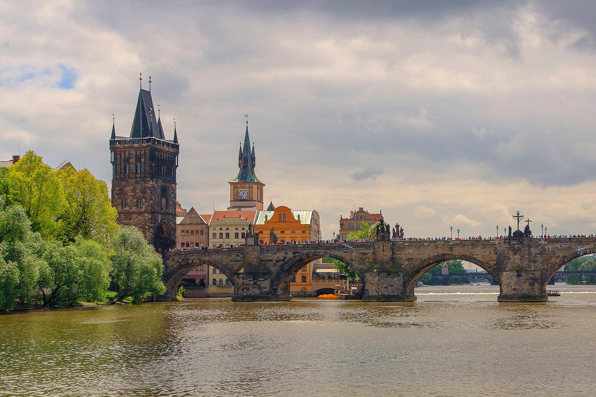 поступает либо мосты чехии в картинках процессе работы