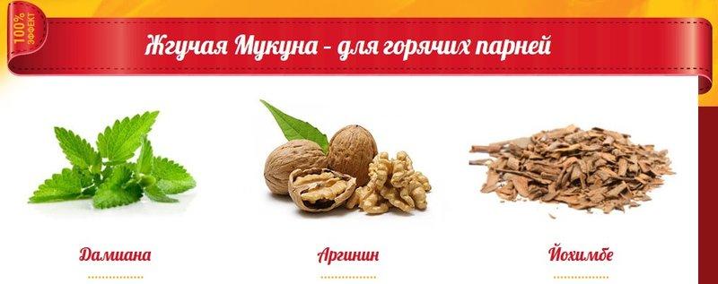 жгучая мукуна цена http://ellemarket.com/jguchaya-mukuna.html ...