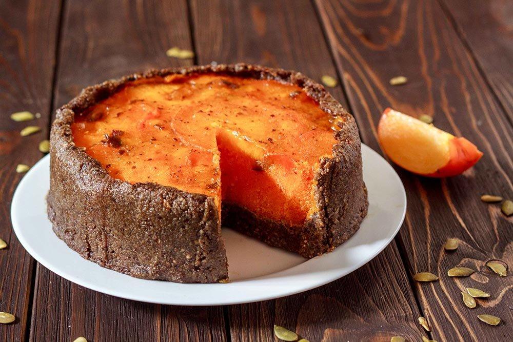 Тыквенный пирог рецепт с фото пошагово