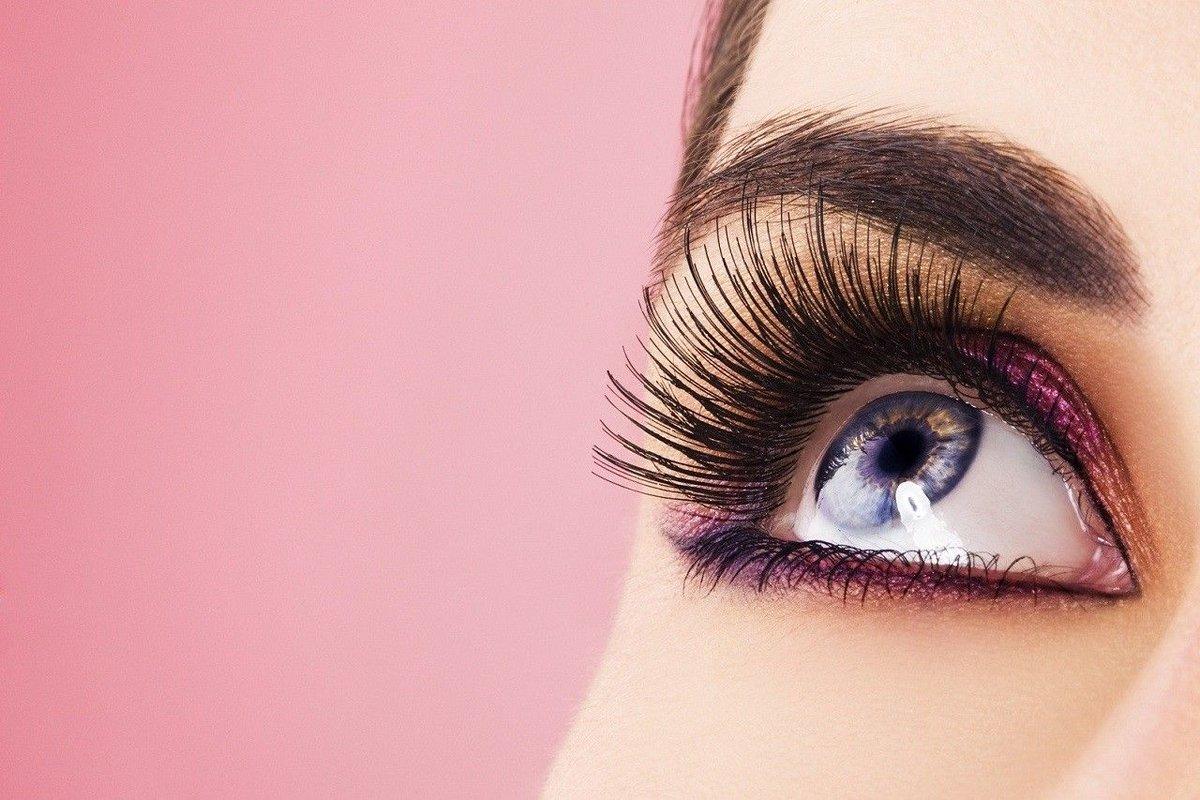 Красивые картинки с глазами и ресницами