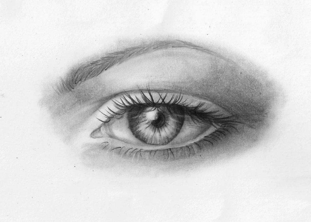 Occhi bendati disegno