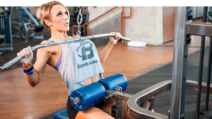 Фитнес для начинающих в спортзале