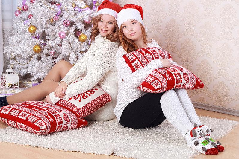 идеи новогодней фотосессии для подруг это отдельный микрорайон