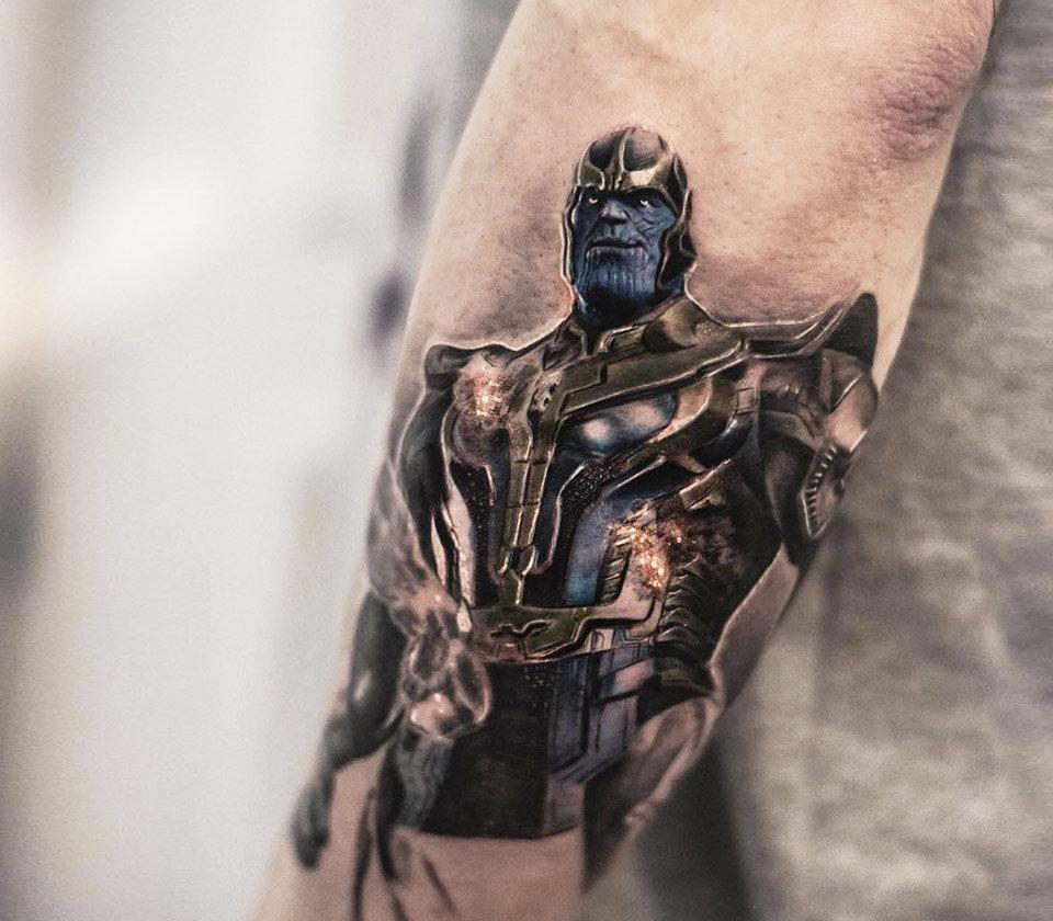 активные, полные смотреть фото тату фантастика основных