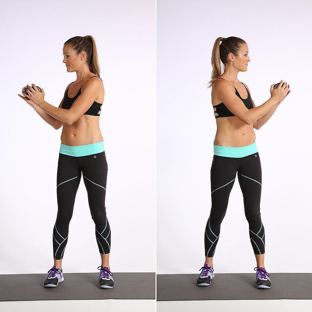 Похудеть Руками И Туловищем. Как похудеть в плечах и руках: упражнения и рекомендации