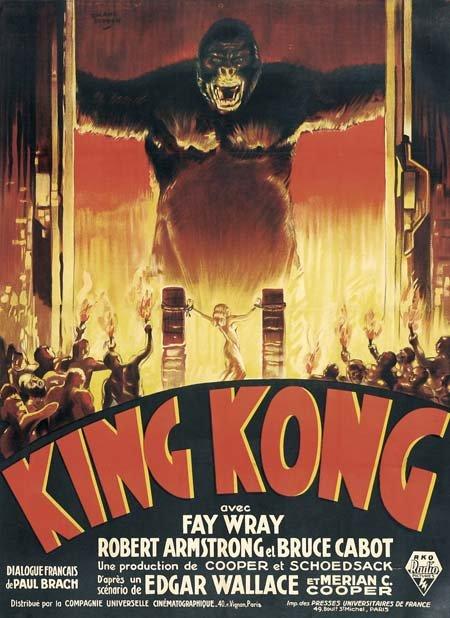 king kong 1933 monstrosity essay