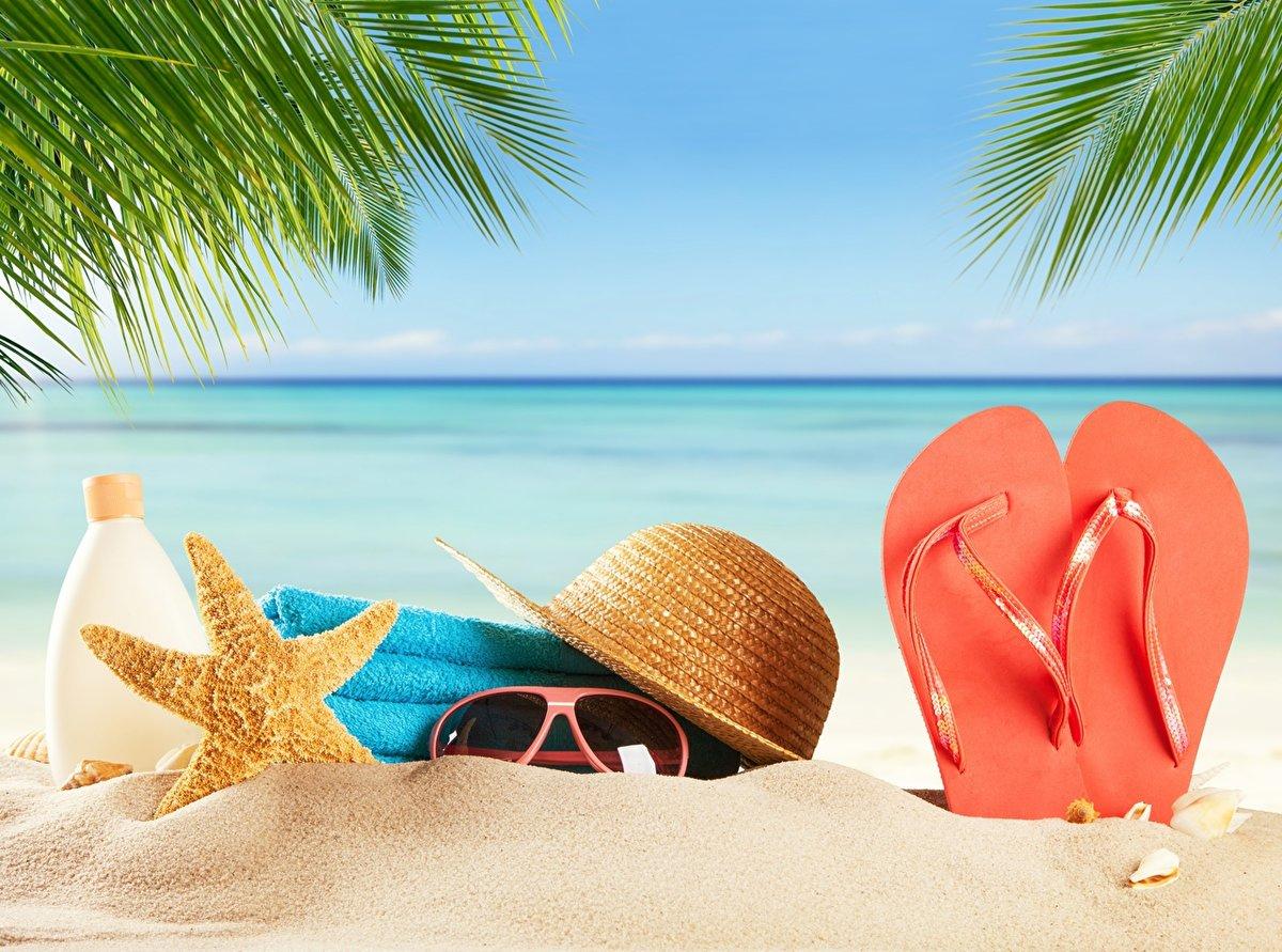Для, открытки картинки с пляжа