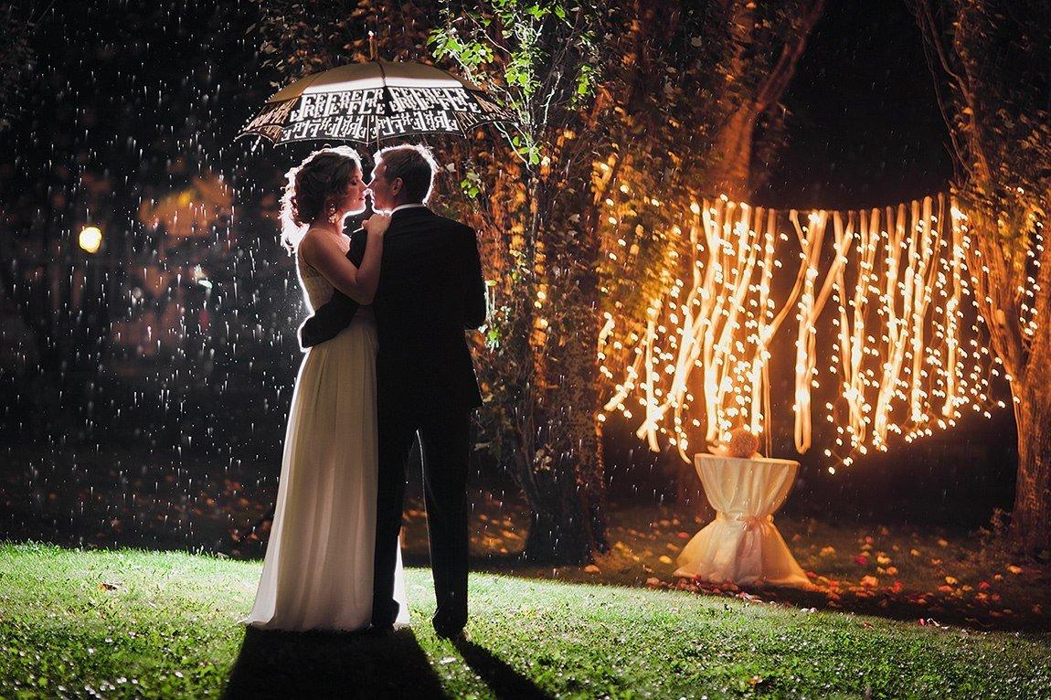 Романтичная ночь невесты видео