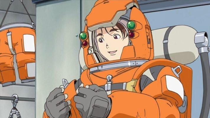 Космонавт в космосе картинки