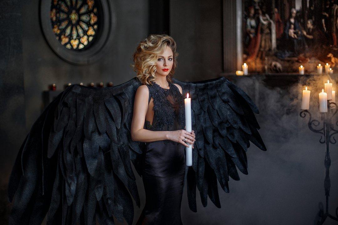 буду фотосессия в стиле ангела хотели присесть рядом