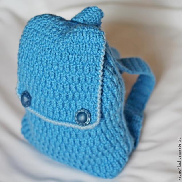 Связать детский рюкзак рюкзаки джордан купить