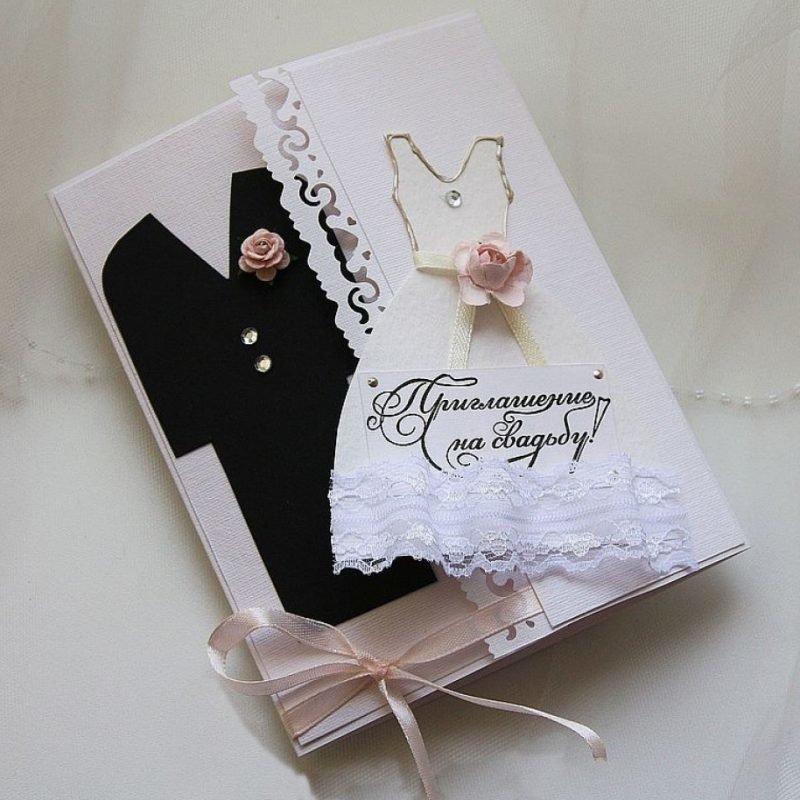 Добрым утром, необычная открытка на свадьбу своими руками