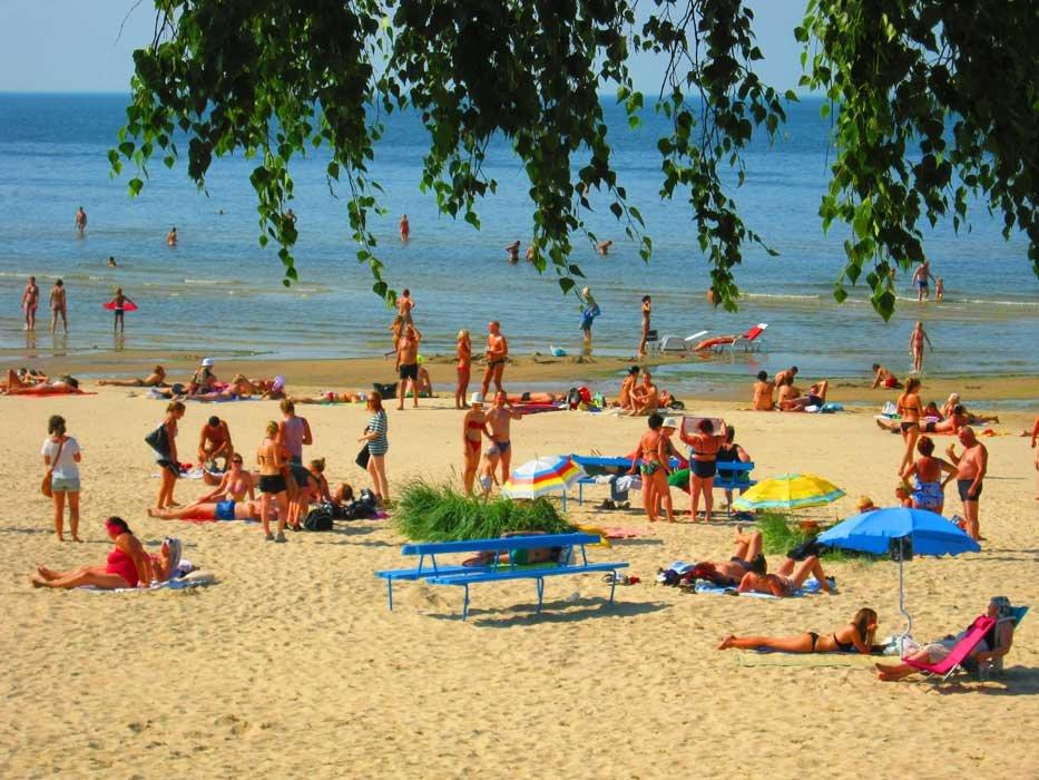 Незабываемый отдых в юрмале на море от туристической компании «атурис».