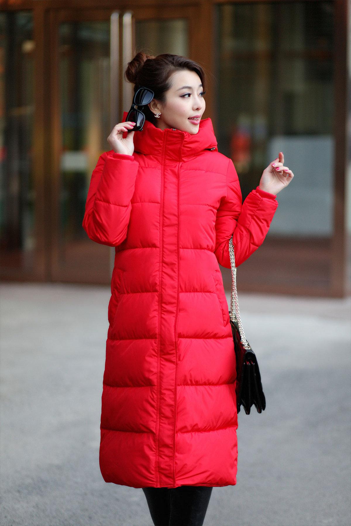Зимние пальто и куртки женские фото ростов