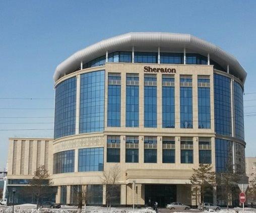 Отель Шератон