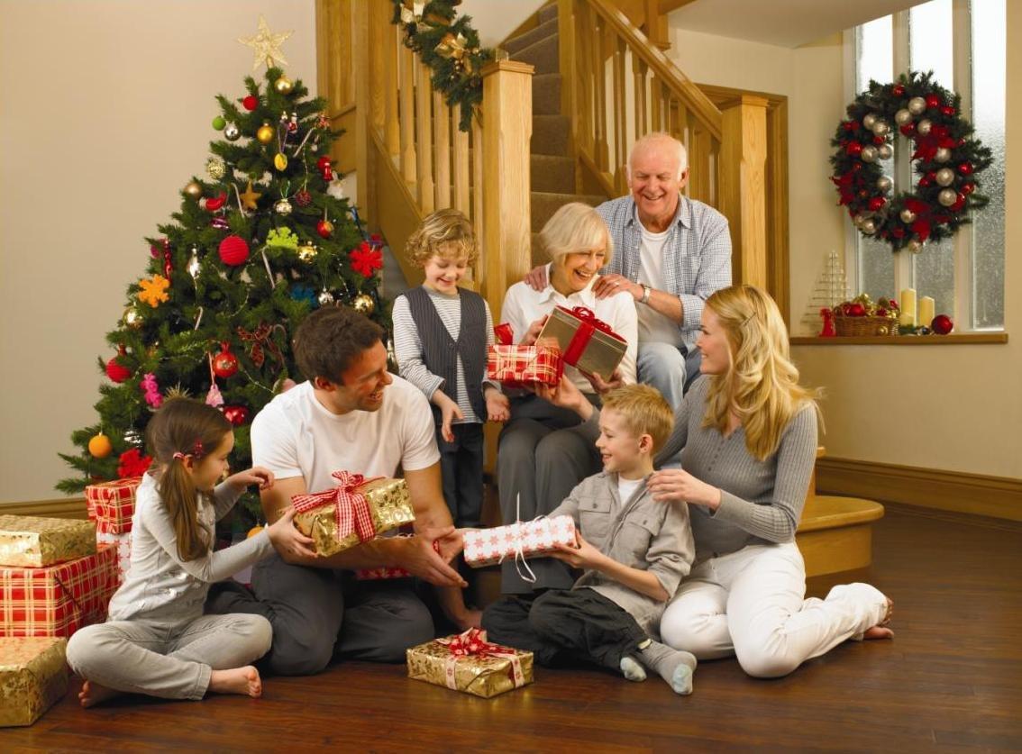Для, семейные праздники картинки для презентации