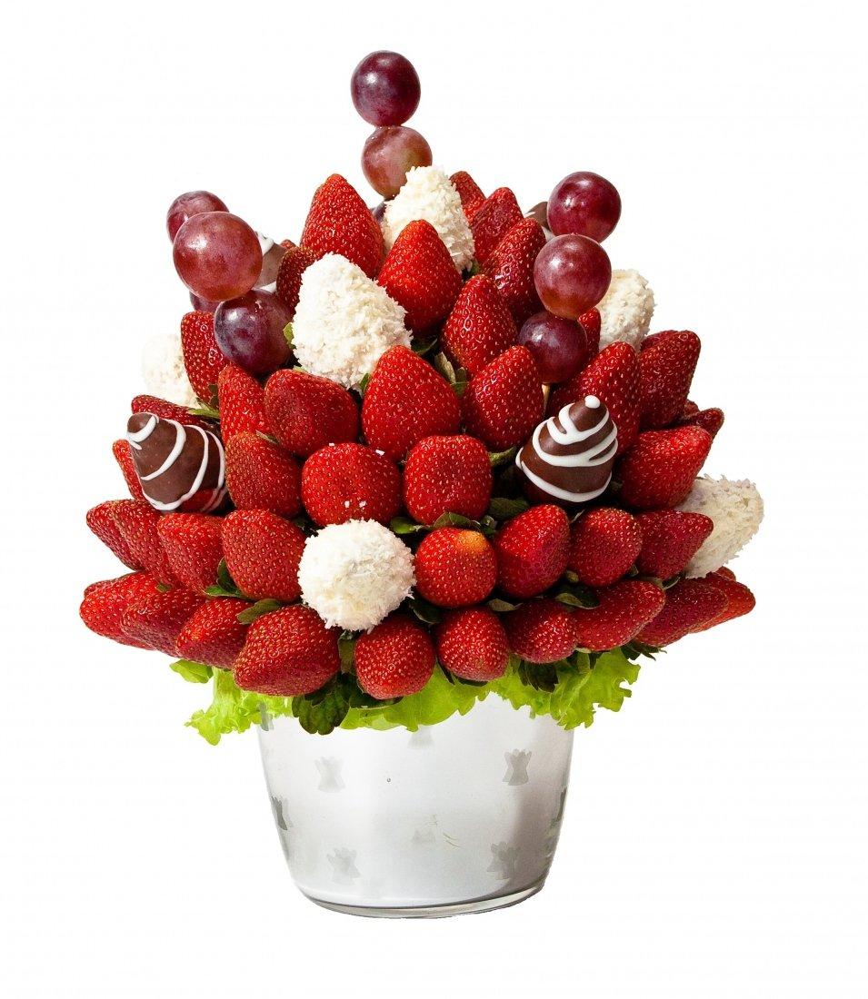 картинки фруктовый букет на день рождения его