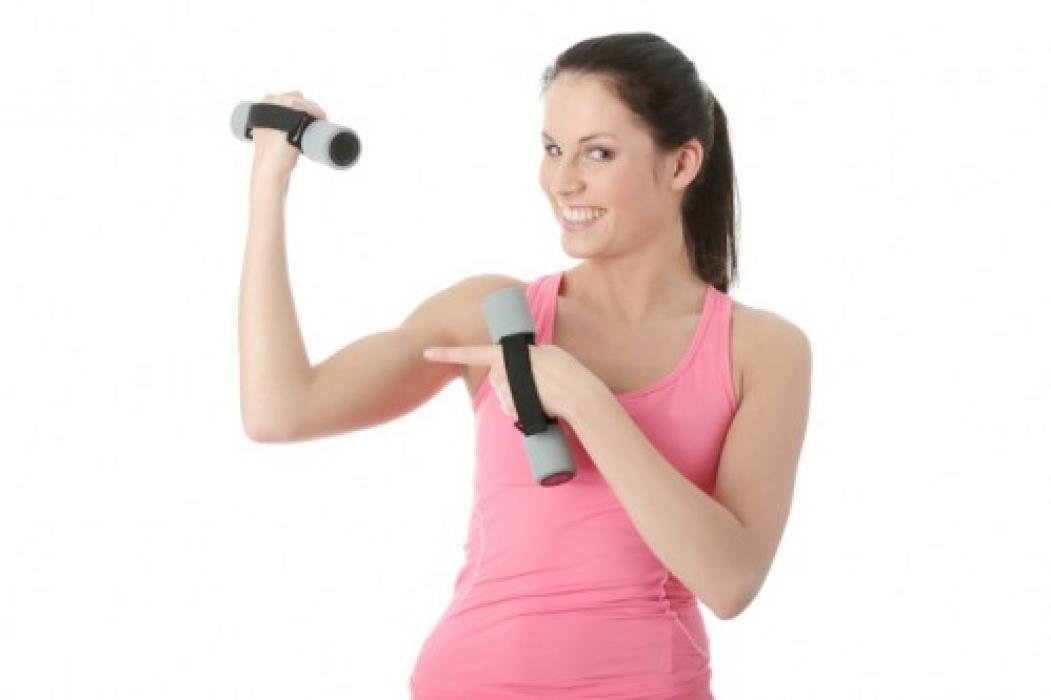 для похудения рук и плеч для женщин